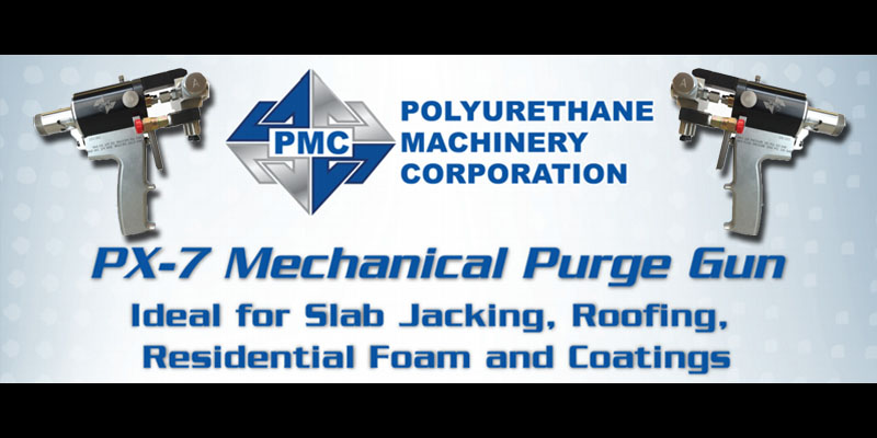 Spray Foam Insider Article PMC PX-7