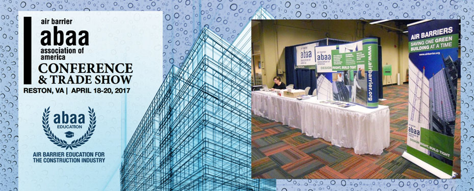 Air Barrier Association Conference and Trade Show