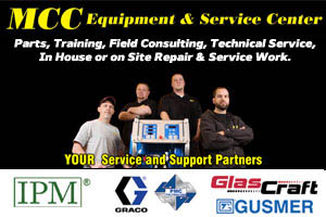Find Spray Foam Insulation Equipment Indiana MCC Equipment and Service Center