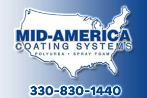 Find Spray Foam Insulation Contractor Ohio Mid-America Coating Systems