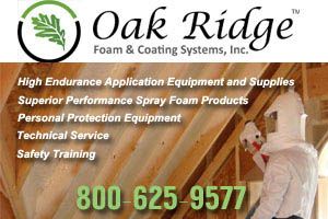 Find Spray Foam Insulation Contractor Wisconsin Oak Ridge Foam & Coating Systems