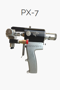 Spray Foam Insulation Spray Gun PMC